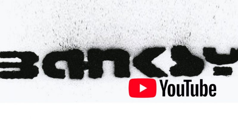 banksy en youtube