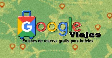 google viajes reserva gratis para hoteles