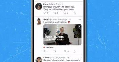 youtube en twitter