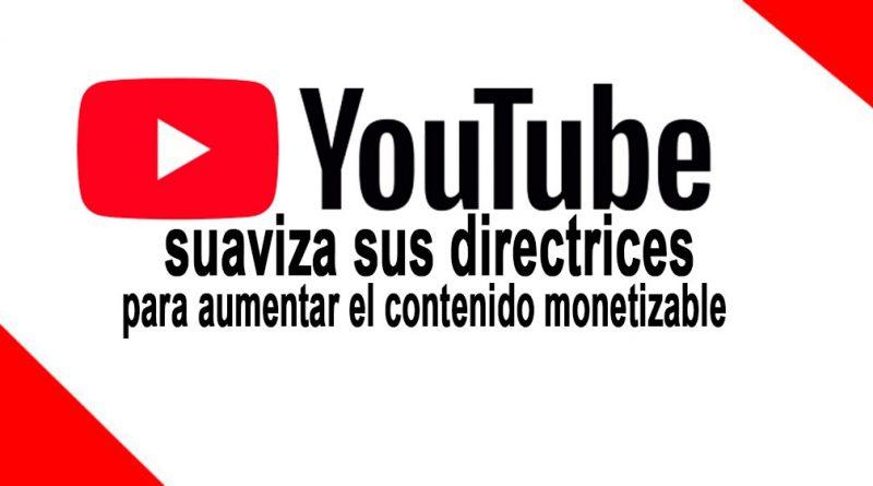 contenido monetizable youtube